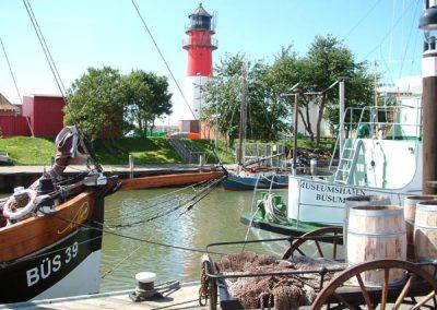 Museumshafen Büsum